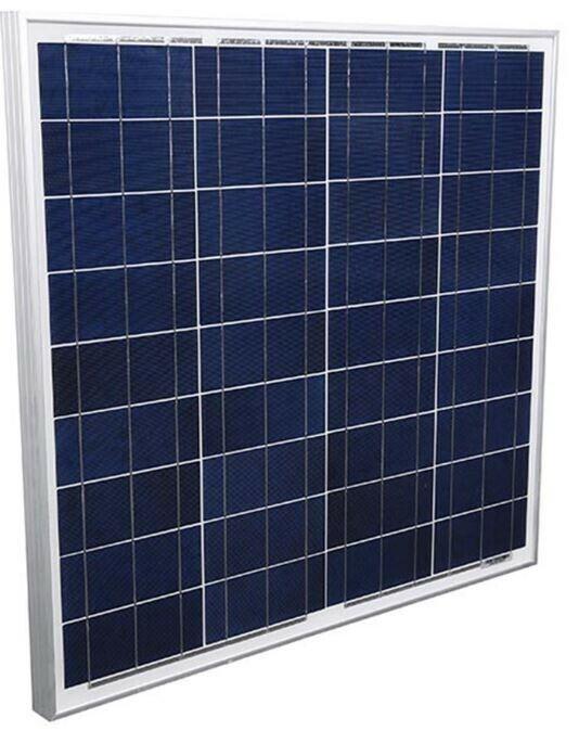 36 CELL 50 WATT SOLAR PANEL