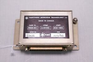 7614-Northern-Airborne-Tech-RS08-001-9-33V-Remote-GPS-Loran-Transfer-switch