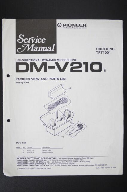 Pioneer Dm Wiring