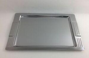 servierplatte tablett serviertablett partytablett aus. Black Bedroom Furniture Sets. Home Design Ideas