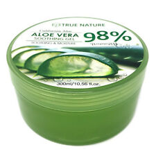 Aloe Vera Gel Facial & Body Skin Care - Soothing & Moisture 300ml (10.58oz)