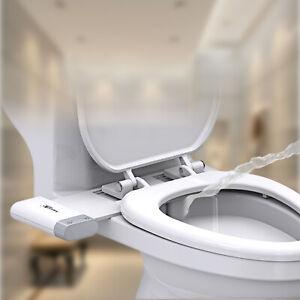 Clean Clear Rear End Bidet Butt Washer Adjustable Fresh Water Spray Toilet Seat Ebay