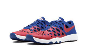 937506cd0f MEN'S NIKE TRAIN SPEED 4 AMP NFL 848587 610 GYM RED GYM RED-RUSH blueE