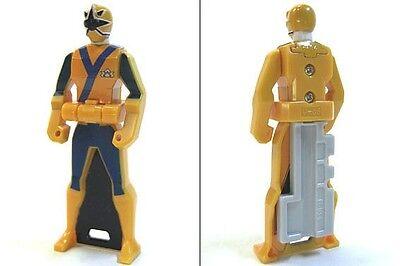BANDAI GOKAIGER Gashapon Ranger Key Shinken Gold For MOBIRATES POWER RANGERS