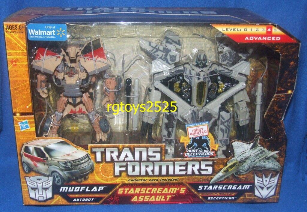 venta caliente Transformers Mudflap Estrellascream Estrellascream's Estrellascream's Estrellascream's Assualt nuevo producto exclusivo de Walmart 2010  hasta 60% de descuento