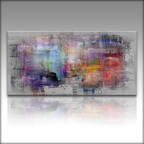 LEINWAND KUNSTDRUCK XXL Bilder Modern Abstrakt 5158 VnArtist
