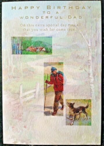 BIRTHDAY CARD ~ DAD