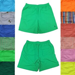 Polo-Ralph-Lauren-Big-and-Tall-Mens-Swimsuit-Shorts-Lined-Solid-Swim-Trunks