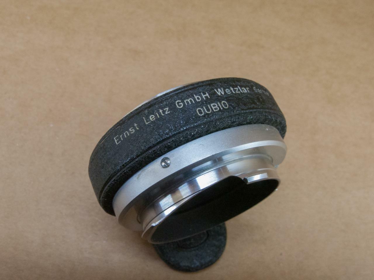 Leitz Leica OUBIO / 16466M adapter/ext tube for Visoflex II or III