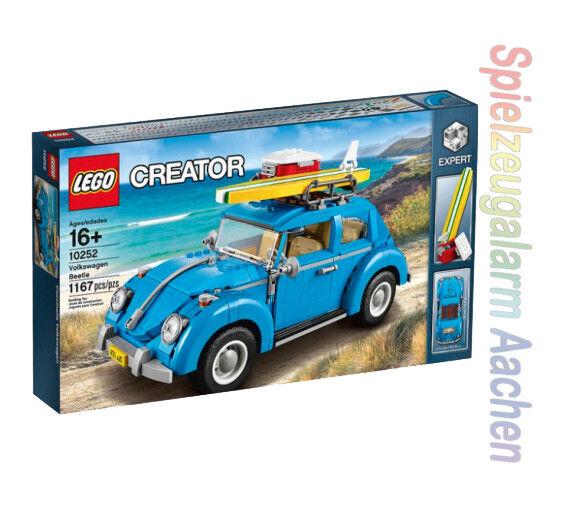 LEGO Creator 10252 VW Beetle la coccinelle Volkswagen