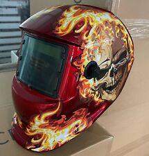 Rxddj Prosolar Auto Darkening Welding Helmet Arc Tig Mig Mask Grinding Welder