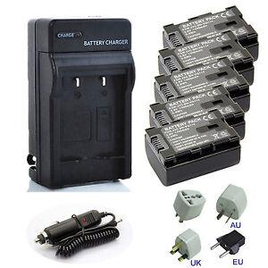 Battery-Pack-Charger-for-JVC-JVC-BN-VG114-BN-VG114U-BN-VG114US-3-6V-1400mAh