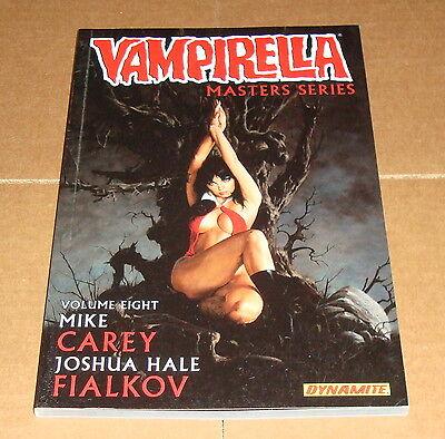 Vampirella Master Series Volume Eight 8 TPB 1st Print Mike Carey