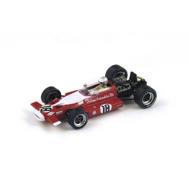 SPARK McLaren M7B #18 Dutch GP 1969 Vic Elford S3126 1/43
