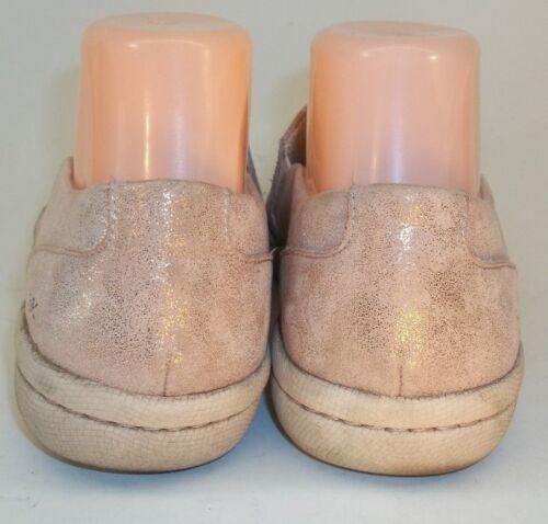 B o da Scarpe Mocassini Walking Us rosa chiaro metallizzato in M Slip c donna 8 on tessuto 786 4rqwUgd4