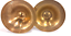 thumbnail 5 - Two-Brass-Lantern-Lamp-Style-Taper-Candle-Holders-Candlesticks