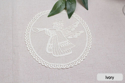 1pcs Embroidery Broderie Anglaise Eyelet Lace motif yh1325 Size 16.5cm*14.5cm