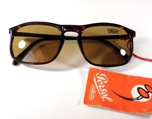 af46a0c2a06 Image is loading Vintage-PERSOL-RATTI-09241-sunglasses-so-RARE-Sonnenbrille-