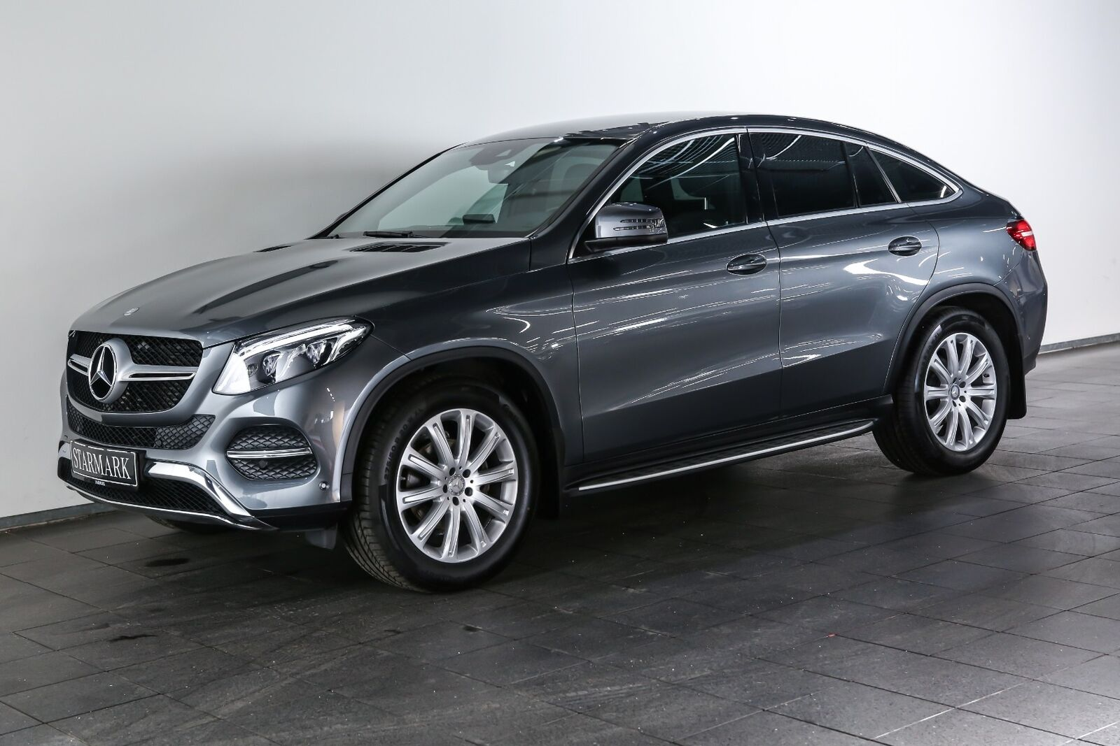 Mercedes-Benz GLE350 d 3,0 Coupé aut. 4Matic Van