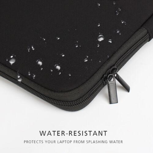 "Shockproof Soft Sleeve Bag Case Film For Macbook Air//Pro 11.6/"" 12/"" 13.3/"" 15.4/"""