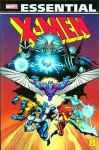 Marvel-Essential-X-Men-Volume-8-TPB-new-unread