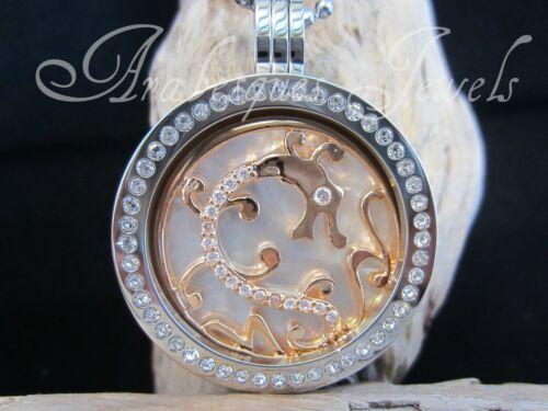 Guardapelo 2 X coins//gold dragon//pearl mi//discs//moneda para necklace//pendant//keeper
