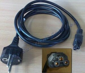 Cable-Alimentation-Secteur-220V-Tripolaire-Trefle
