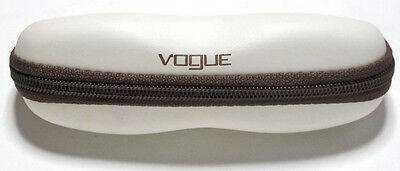 Vogue Case White - Brown Fodero Bianco - Marrone Custodia Box Bag