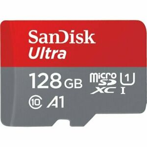 SANDISK-ULTRA-A1-MICRO-SDXC-100MB-s-128-GB-U1-FLASH-MEMORY-CARD-NEW-A
