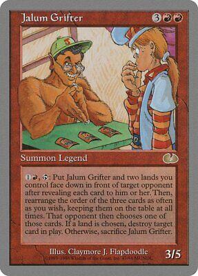 Jalum Grifter Unglued NM Red Rare MAGIC THE GATHERING MTG CARD ABUGames