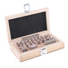 Individual metric pin gauges MINUS 0.0025 tolerance 9.91 to 12.40 gauge