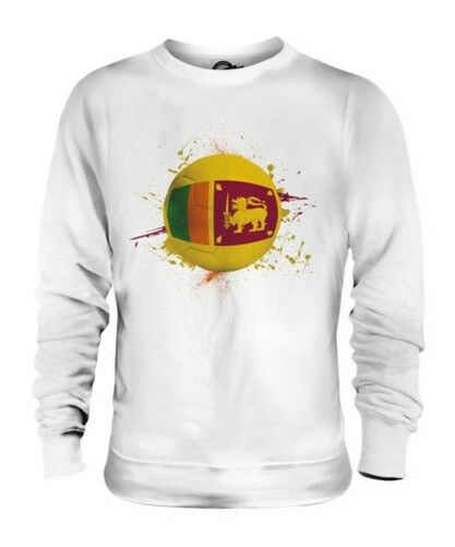 Sri Lanka Football Unisexe Pull Cadeau Coupe Du Monde Sport