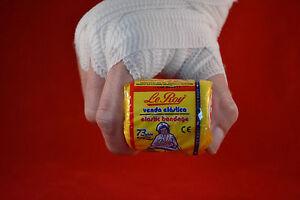 Ambra Le Roy Original Mexican Gauze Elastic Bandage Gauze Wrap Handwraps