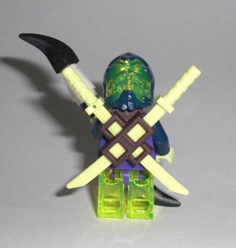 Geisterkrieger Yokai Figur Minifig Geist Ghost Warrior 70736 LEGO Ninjago