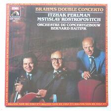 BRAHMS Double concerto ITZHAK PERLMAN ROSTROPOVITCH   BERNARD HAITINK CR 10000