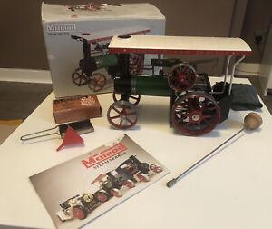 Mamod Steam Tractor TE1A. Boxed