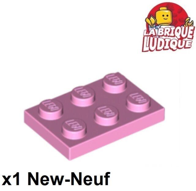 8 x Konverter Platte 2x6x2//3 4 Noppen seitlich schwarz LEGO 87609 NEUWARE