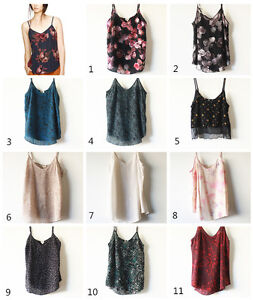 fa31c67a31f094 Image is loading New-55-Aritzia-Wilfred-Free-Camisole-100-Silk-