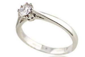 1-4CT-SOLITAIRE-DIAMOND-PLATINUM-8-CLAW-ENGAGEMENT-SIZE-RING-A-Z-0-25CT-950