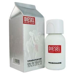 Plus-Plus-Masculine-75ml-EDT-Spray-Retail-Boxed-Sealed