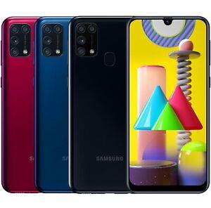 "Samsung Galaxy M31 SM-M315F/DSN 128GB 6GB RAM Dual Sim (FACTORY UNLOCKED) 6.4"""
