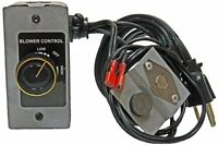 Rotom Hb-rb38-1 Magnetically Mounted Speed Control For Fireplace Blowers