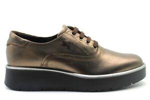 IGIeCO-4168544-Bronzo-Stringate-Donna-Scarpe-Fashion