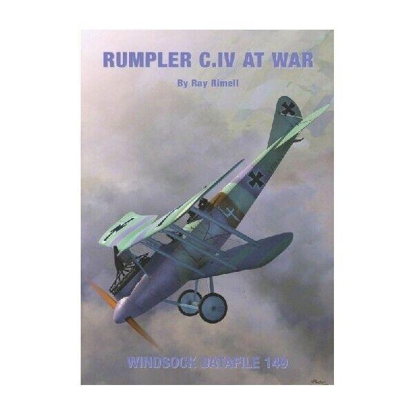 Di Animo Gentile Rumpler C.iv At War