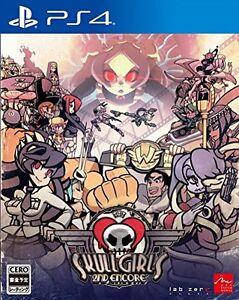 Skullgirls-2nd-encore-Japanese-Ver-PS4