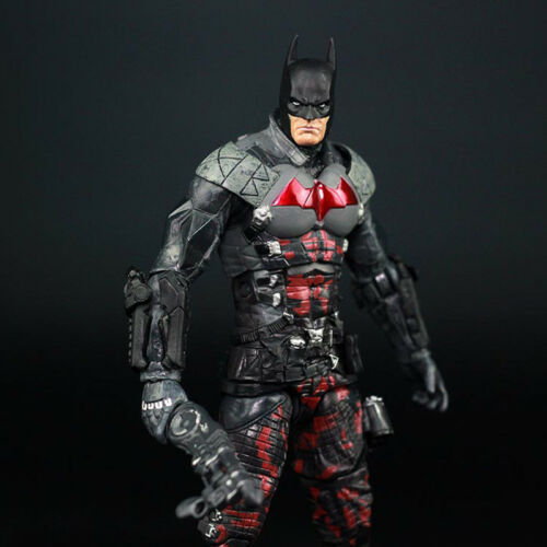 "2018  New 7/"" DC Univeral Batman Arkham Knight Collection Action Figure Toy Boxed"