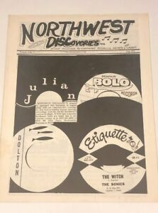 Vintage-NORTHWEST-DISCoveries-1979-Music-Zine-Vancouver-Seattle-Portland
