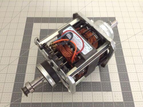 GE Dryer Motor 5KH26GJ116T 572D676G003 WE17M22