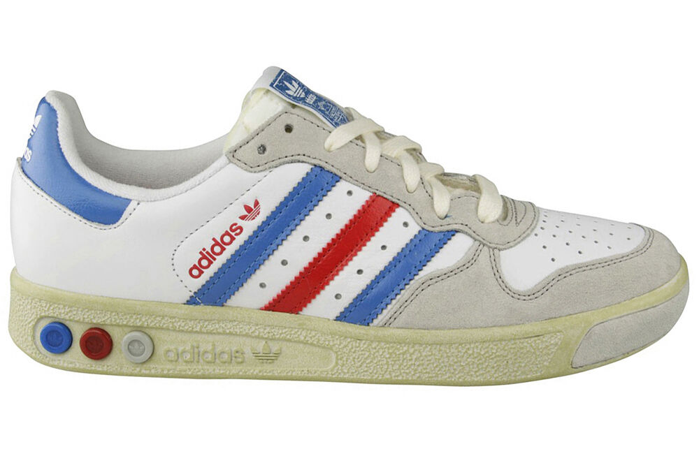 adidas G.s. II Grand Slam II 2 Tennis 2012 Vintage UK 7 5 US