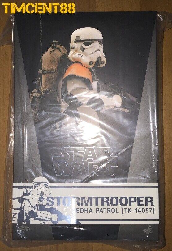 heta leksaker MMS392 Rogue One A stjärnornas krig Stortrooper Jedha patrullera TK -14057